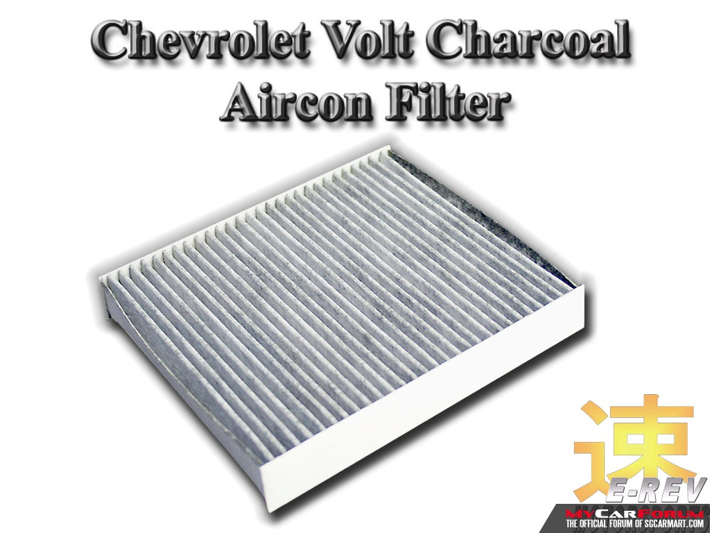 Charcoal Aircon Filter