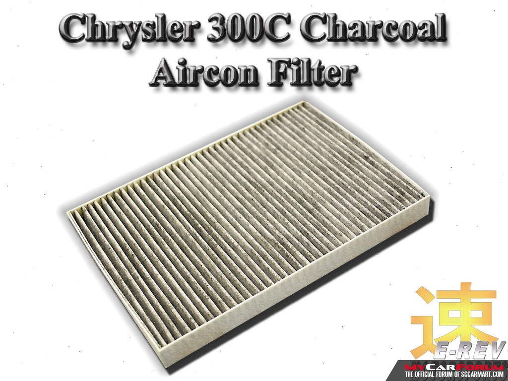 Chrysler 300C Charcoal Aircon Filter