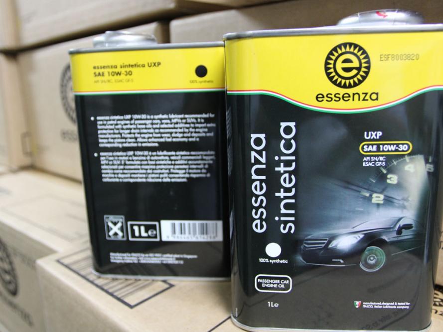 Essenza Sintetica 10W30 Engine Oil (1L)