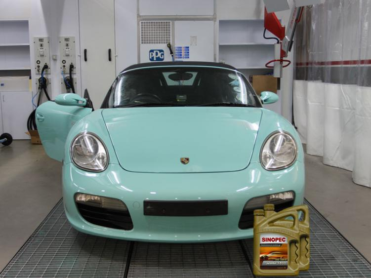 Porsche Boxster / 911 5W40 Engine Oil Servicing Package