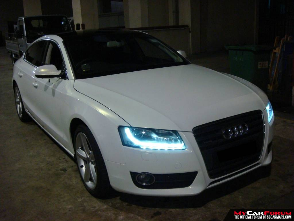 Special Effect Car Paintwork Spray Painting Service