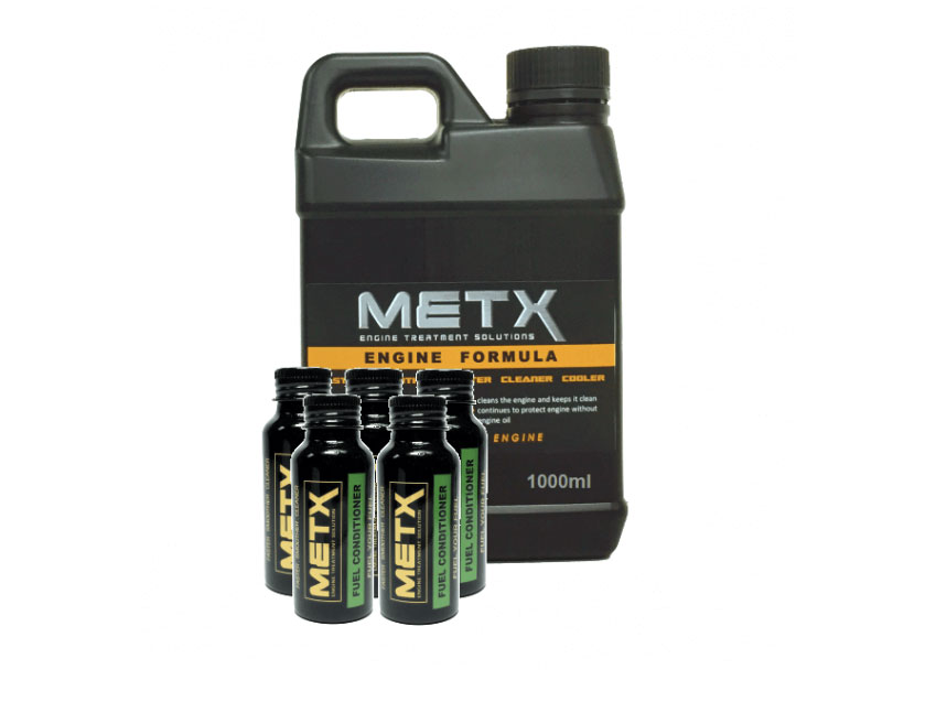 METX Engine Formula - 1L (With METX Fuel Conditioner)