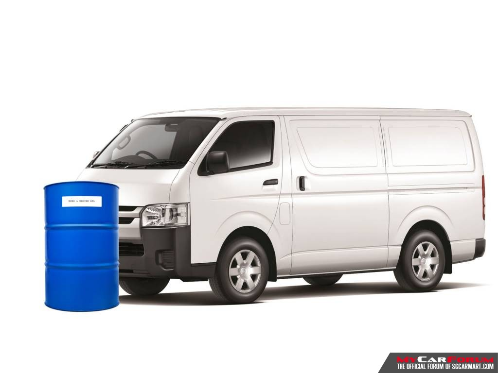 Commercial Vehicle Servicing Package