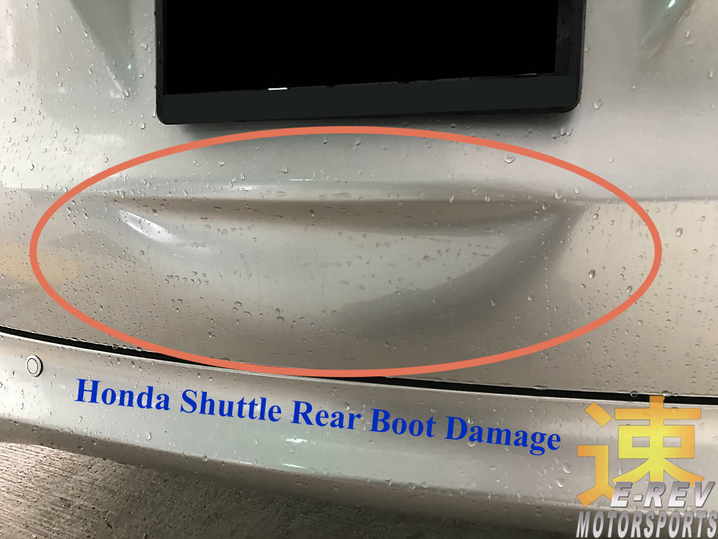 Panel Beating/ Dent Removal Services