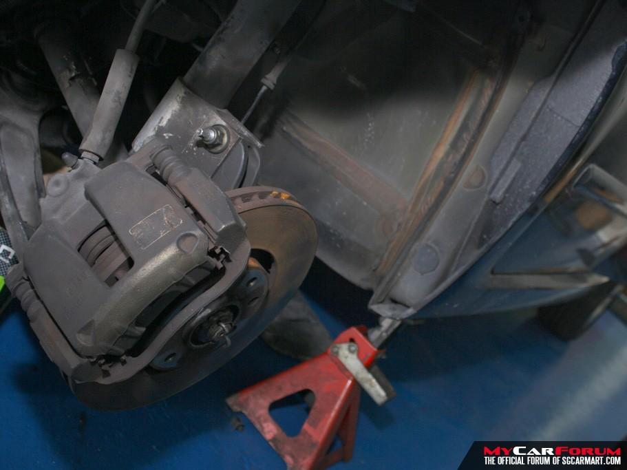 Japanese Car Brake Pad
