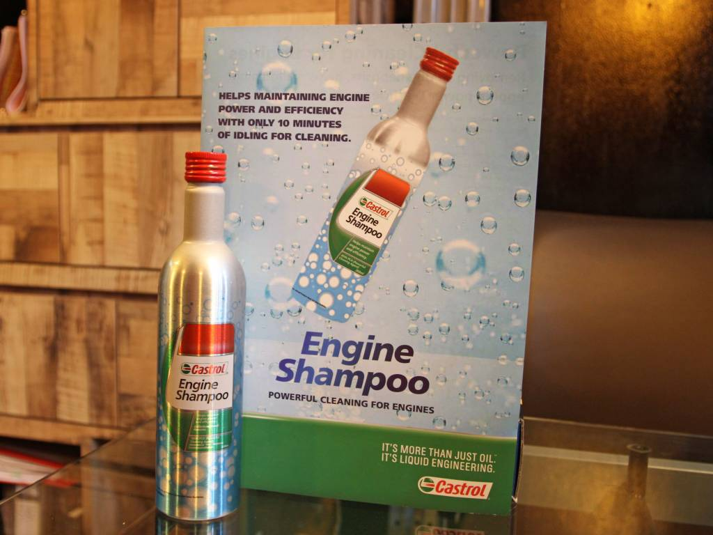 Castrol Engine Shampoo (300ml)
