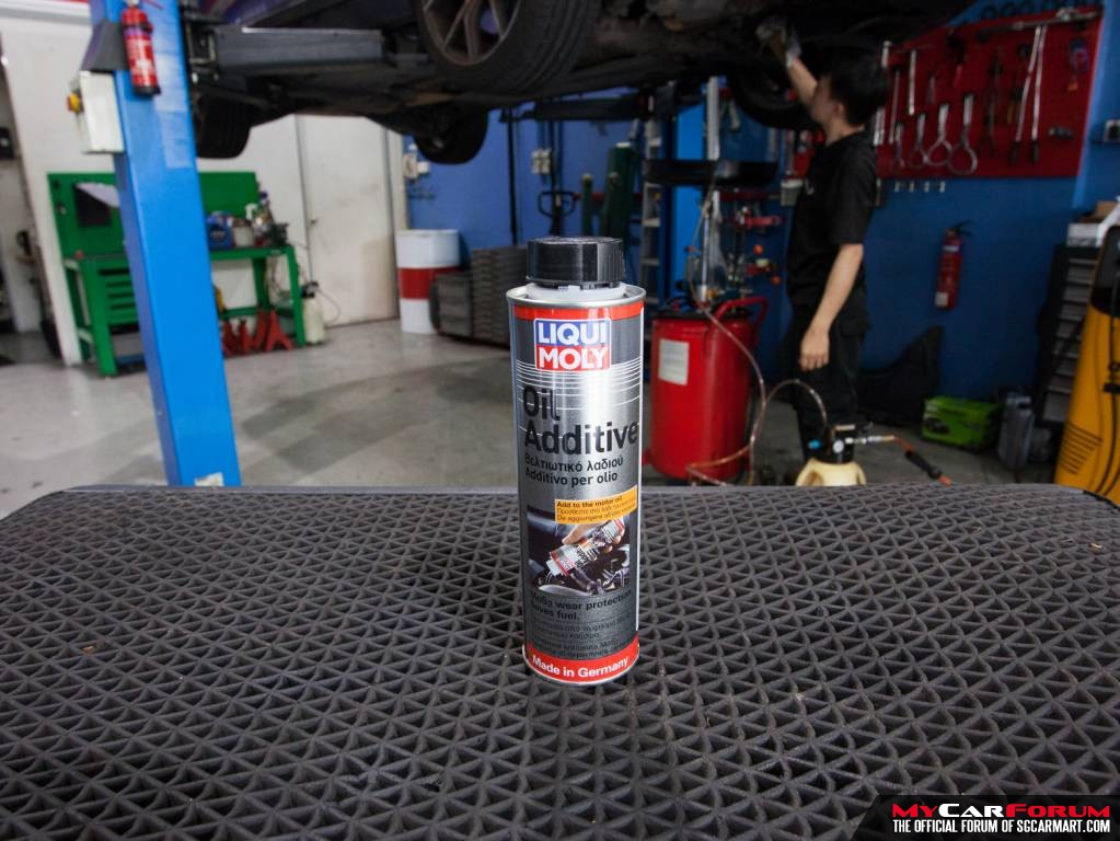 Liqui Moly Oil Additive Engine Oil
