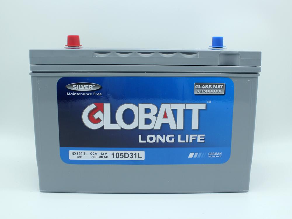Globatt Q85 Mazda / Daihatsu / Mitsubishi Car Battery