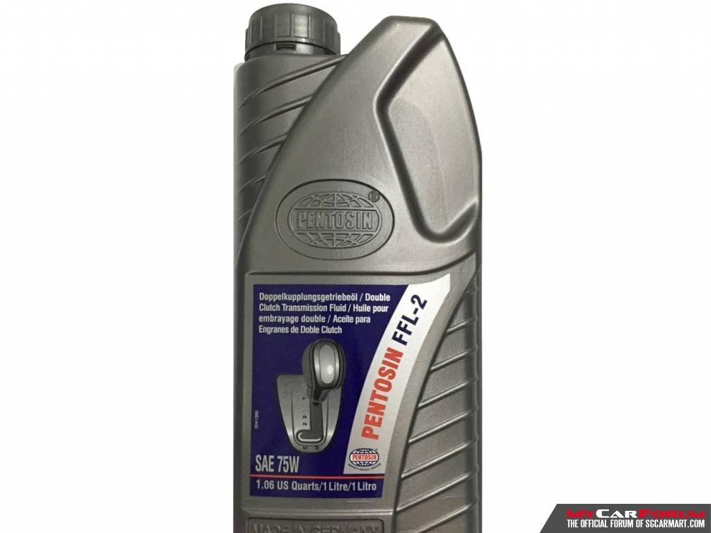 Pentosin FFL 2 Audi / Volkswagen Transmission Fluid