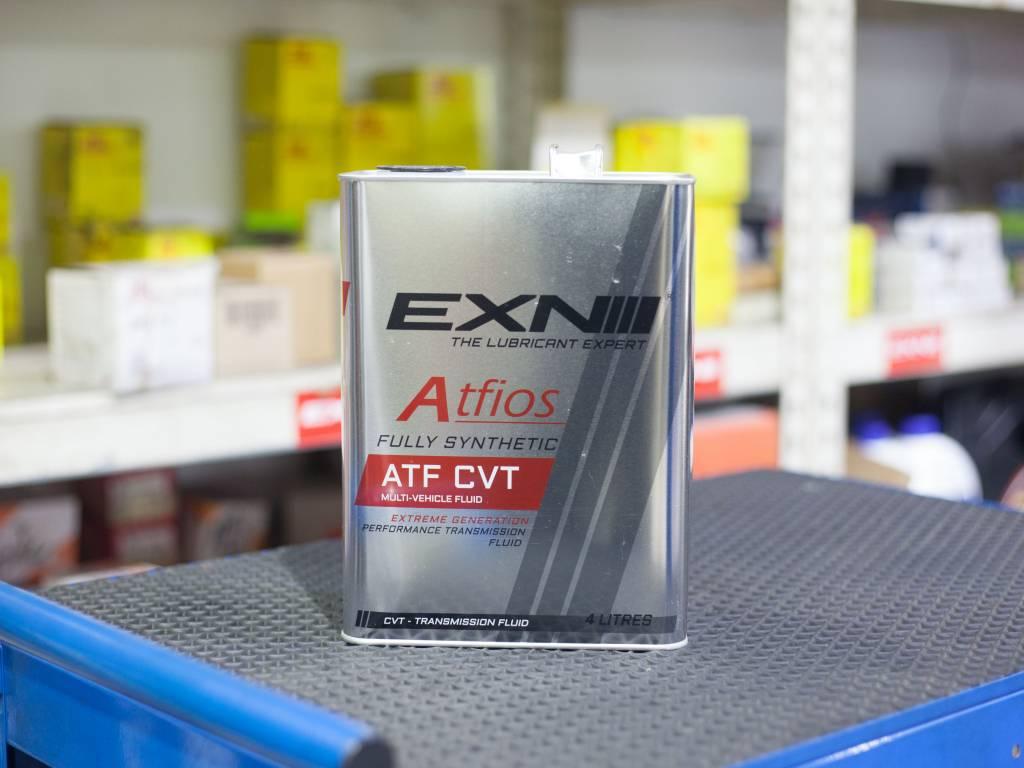 EXN Atfios ATF CVT Multi-Vehicle Fluid