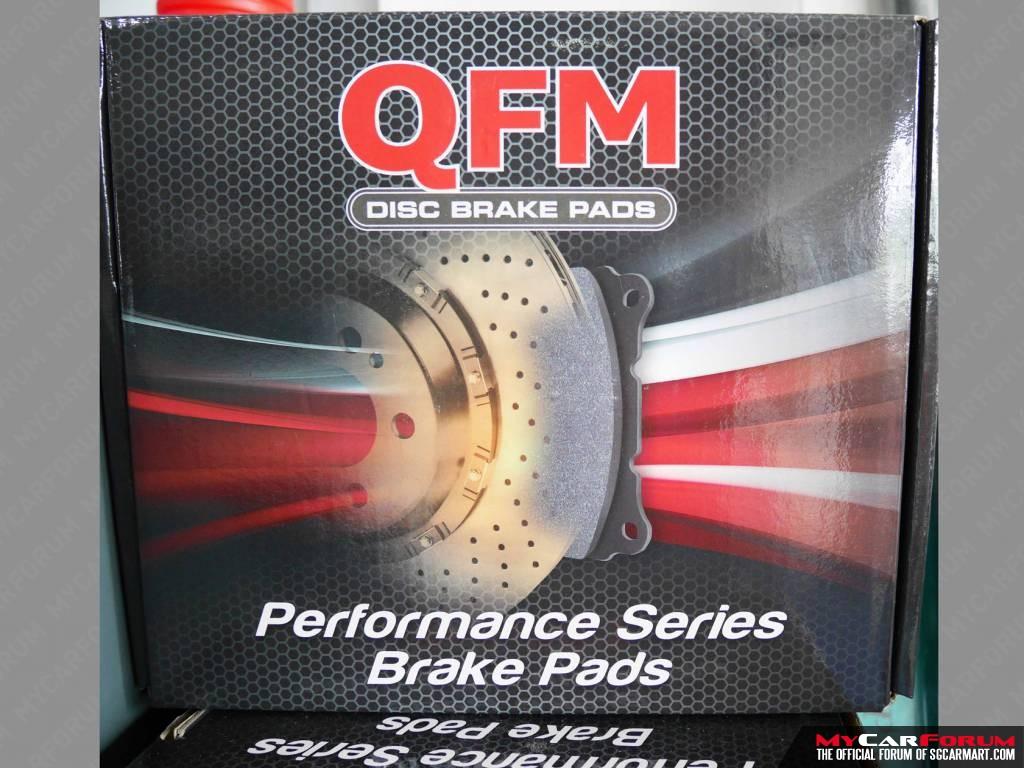 QFM High-Quality Performance Series Brake Pad