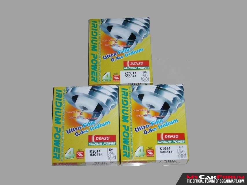 Denso Iridium Power Spark Plug (IK20L)