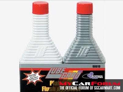 Lubegard Platinum Universal Automatic Transmission Flush & Protect Performance Pack