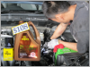 Bardahl SynPulsar-N 5W40 Fully Synthetic Car Servicing Package