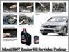 Honda Civic FD Motul 300V Power Racing 5W30 Engine Oil Servicing