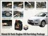 Mitsubishi Lancer EX Motul H-Tech Engine Oil Servicing Package