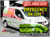 Emergency On-Site Battery Assistance