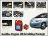 Red Line Engine Oil Servicing Package