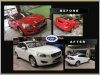Volvo Car Models Colour Change Spray Painting Service