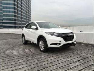 Honda Vezel 15 Rental Leasing Front View_61009_1.JPG