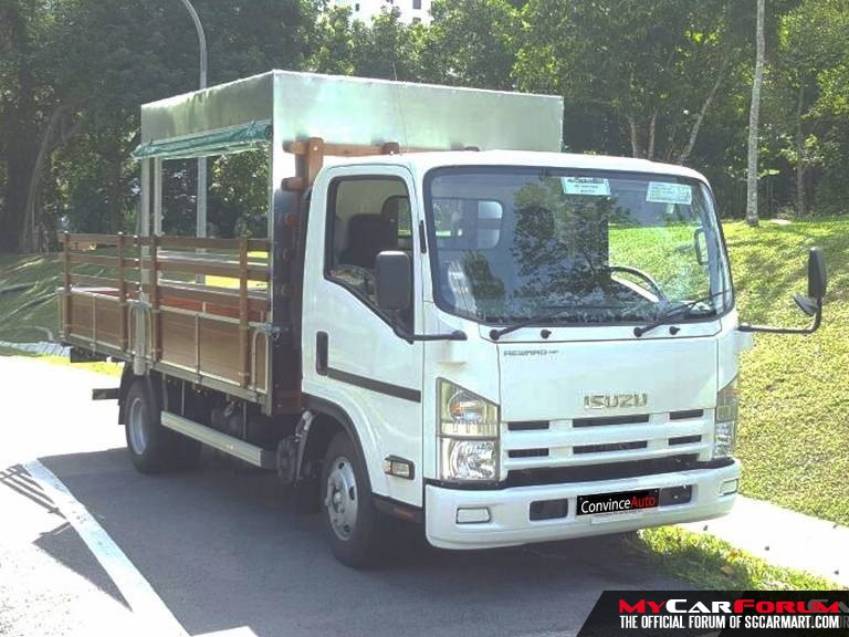 Isuzu NPR85 (For Rent)