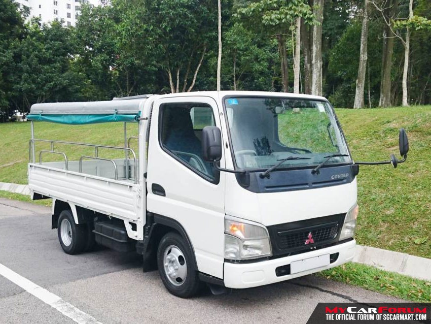 Mitsubishi FB511 (For Rent)