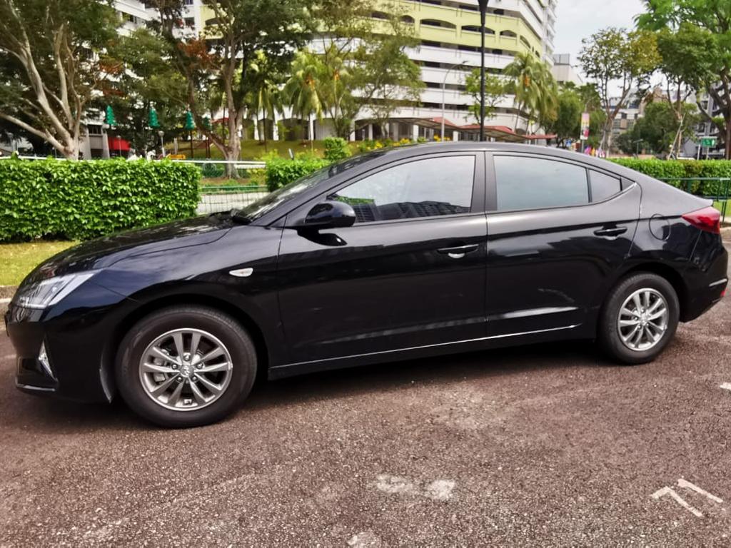 Hyundai Avante (For Lease)
