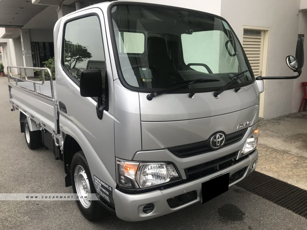 10FT Toyota Dyna Diesel Euro 6 Brand New (For Lease)