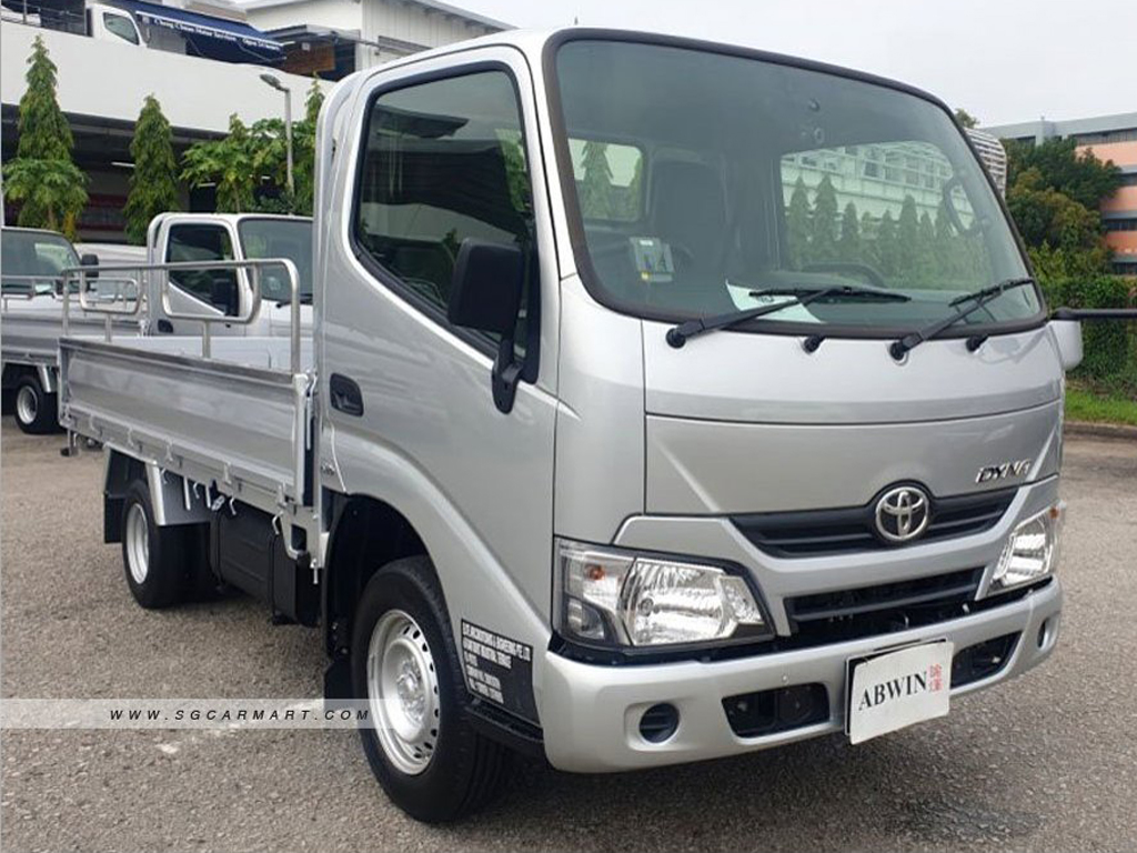10 FT Toyota Dyna Manual Diesel New (For Lease)