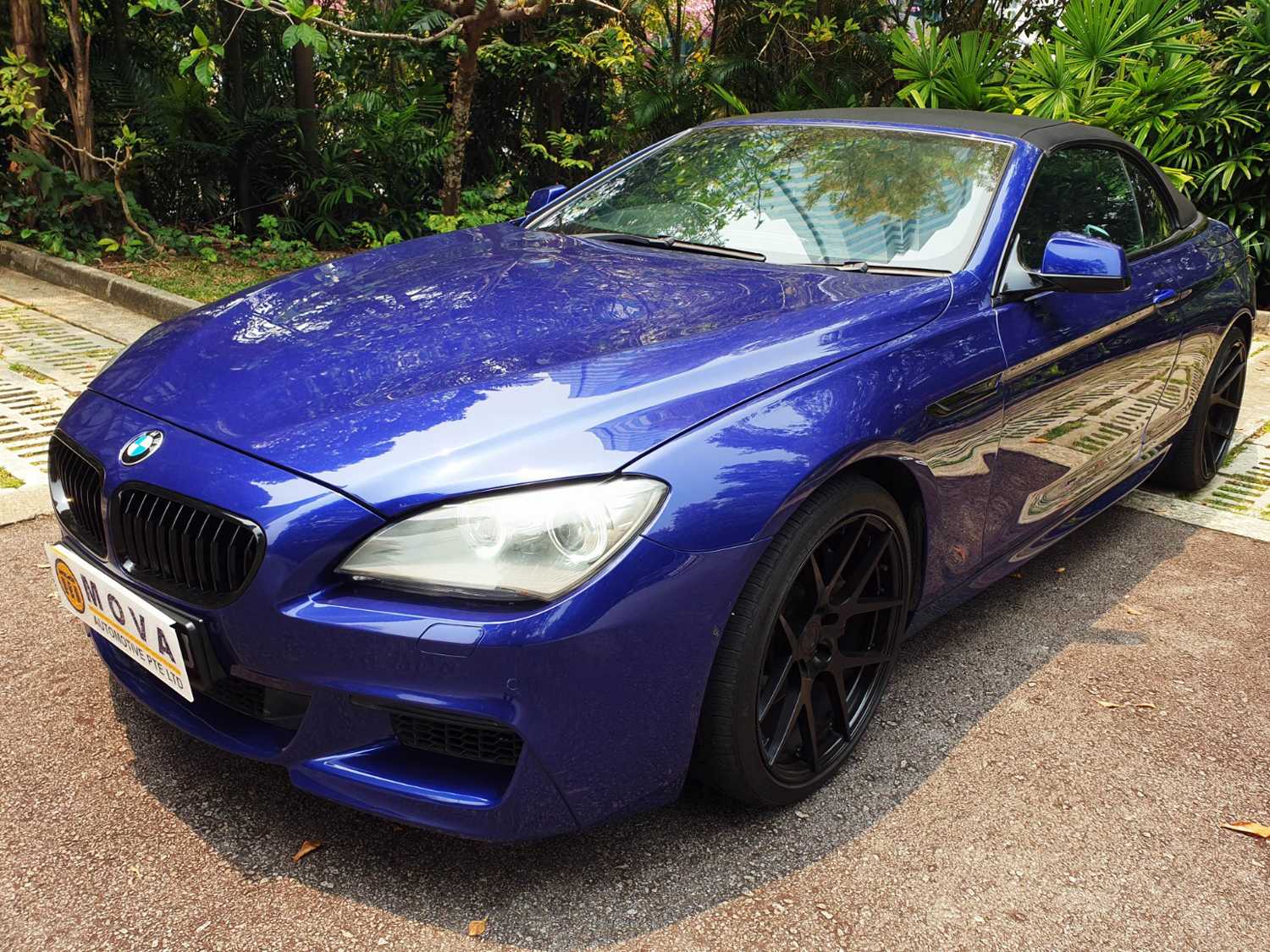 BMW 640i (For Lease)