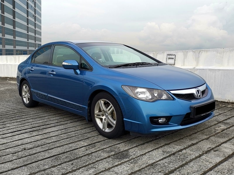 Honda Civic (For Car Share Per Hour)