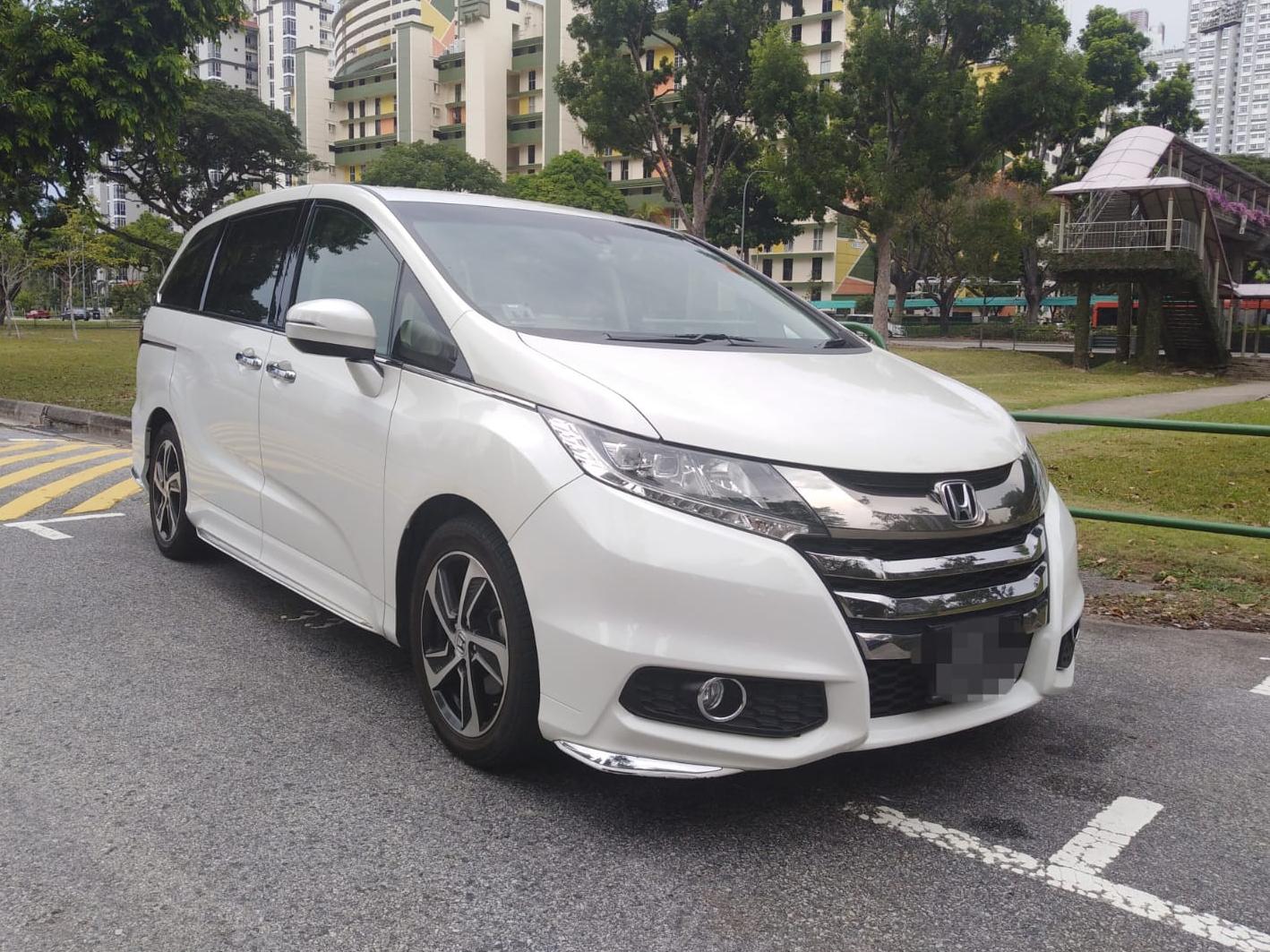 Honda Odyssey (For Lease)