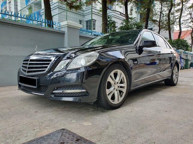 Mercedes-Benz E Class E250 (For Rent)