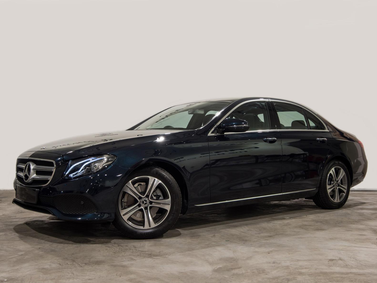 Mercedes-Benz E Class E200 (For Lease)