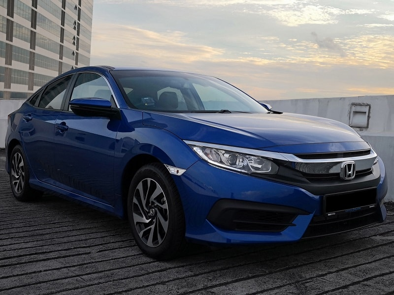 Honda Civic (For Lease)