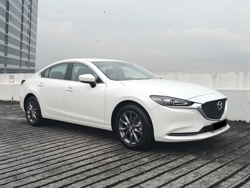 Mazda 6 2.0A (For Lease)