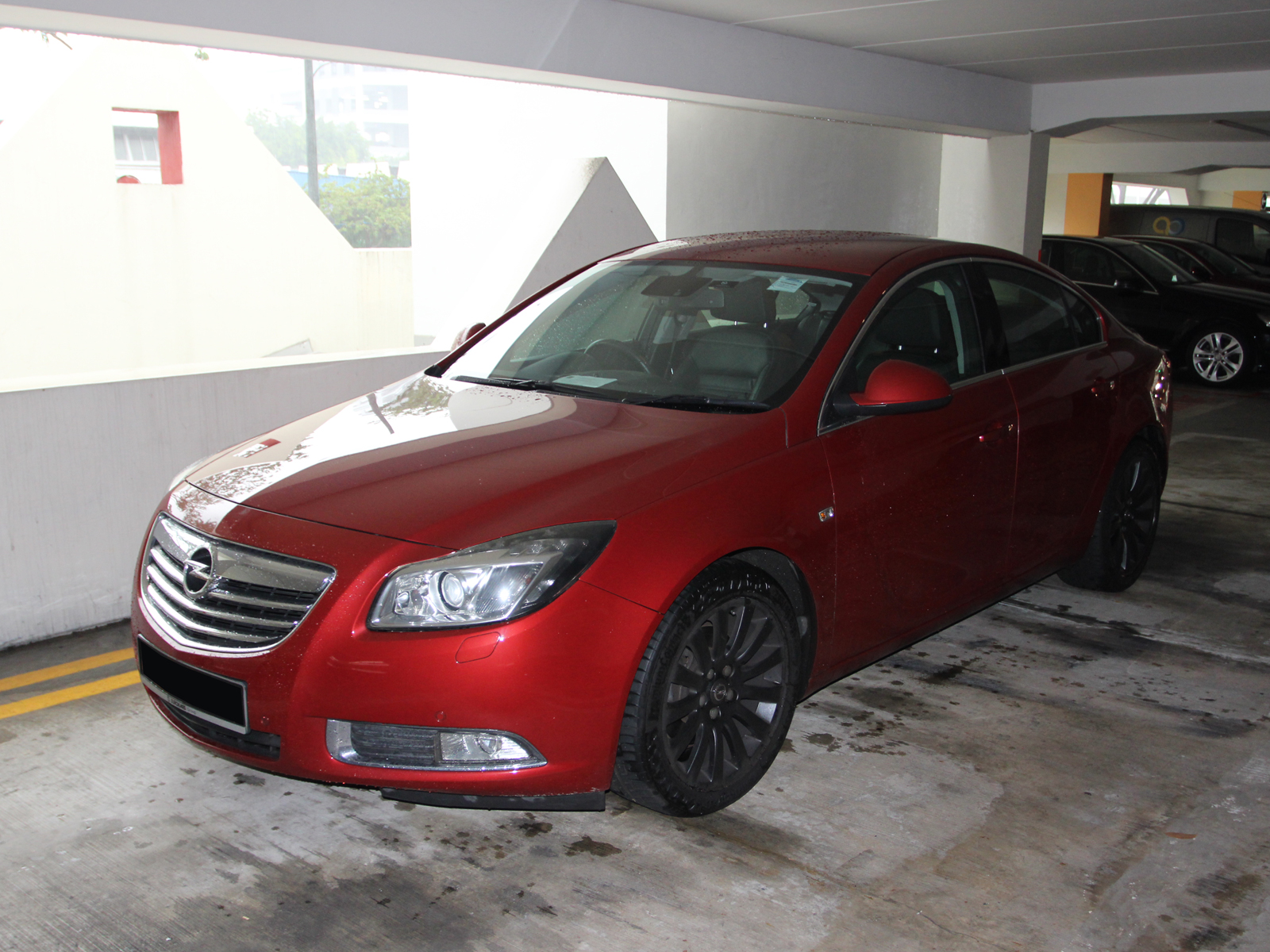 Opel Insignia Turbo (For Rent)