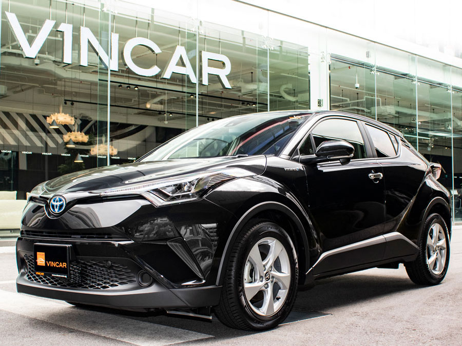 Toyota C-HR 1.8 Hybrid LED Edition (PHV Private Hire Rental)