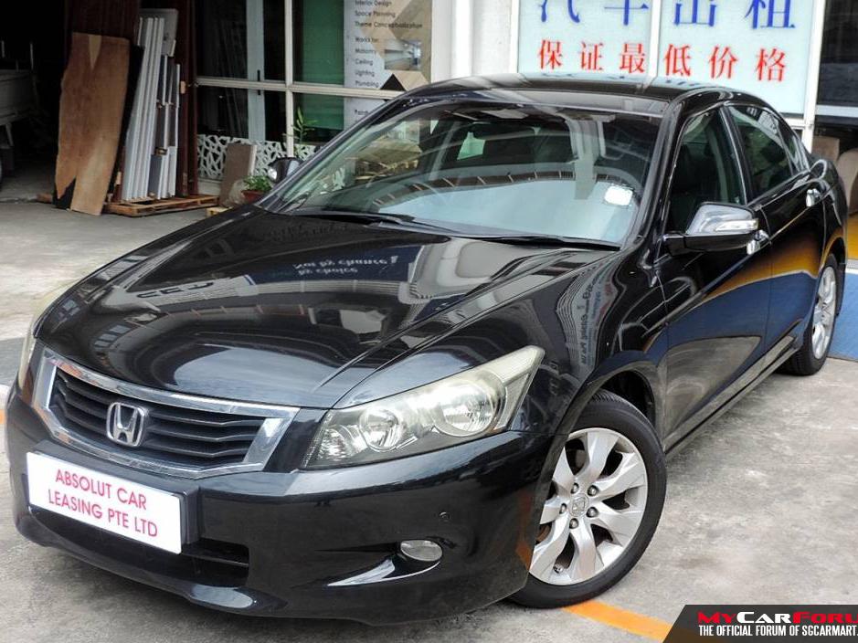 Honda Accord 2.0 Auto (For Lease)
