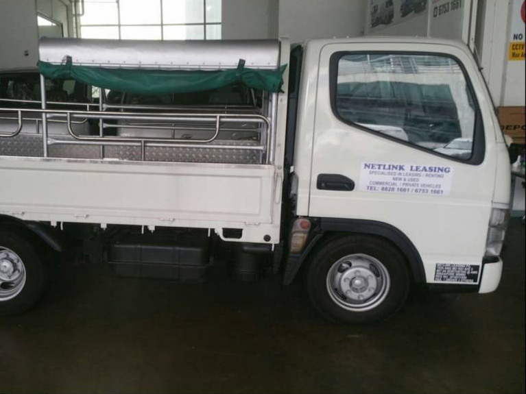 10 FT Mitsubishi FB70 (For Rent)