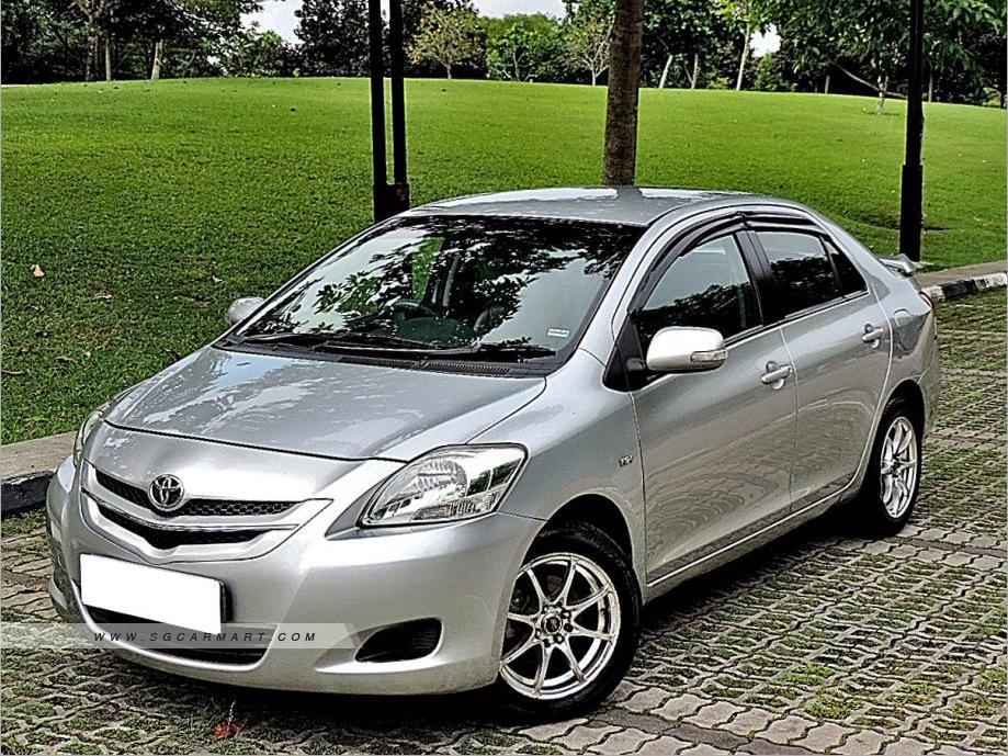 Toyota Vios (Private Hire)