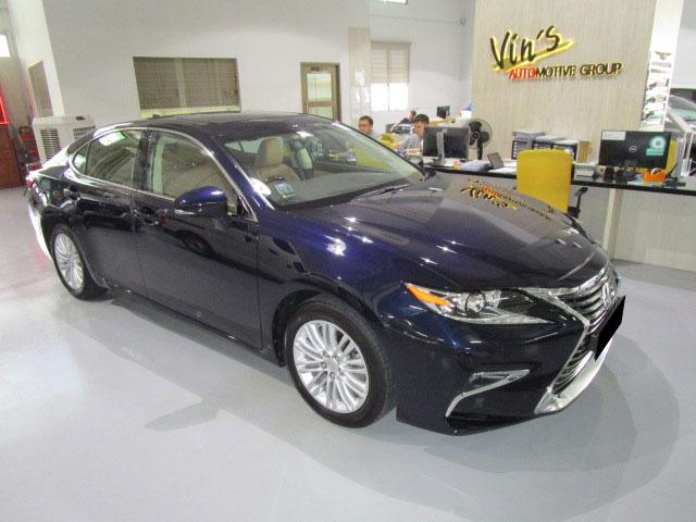 Lexus ES250 Executive A/T S/R (For Lease)