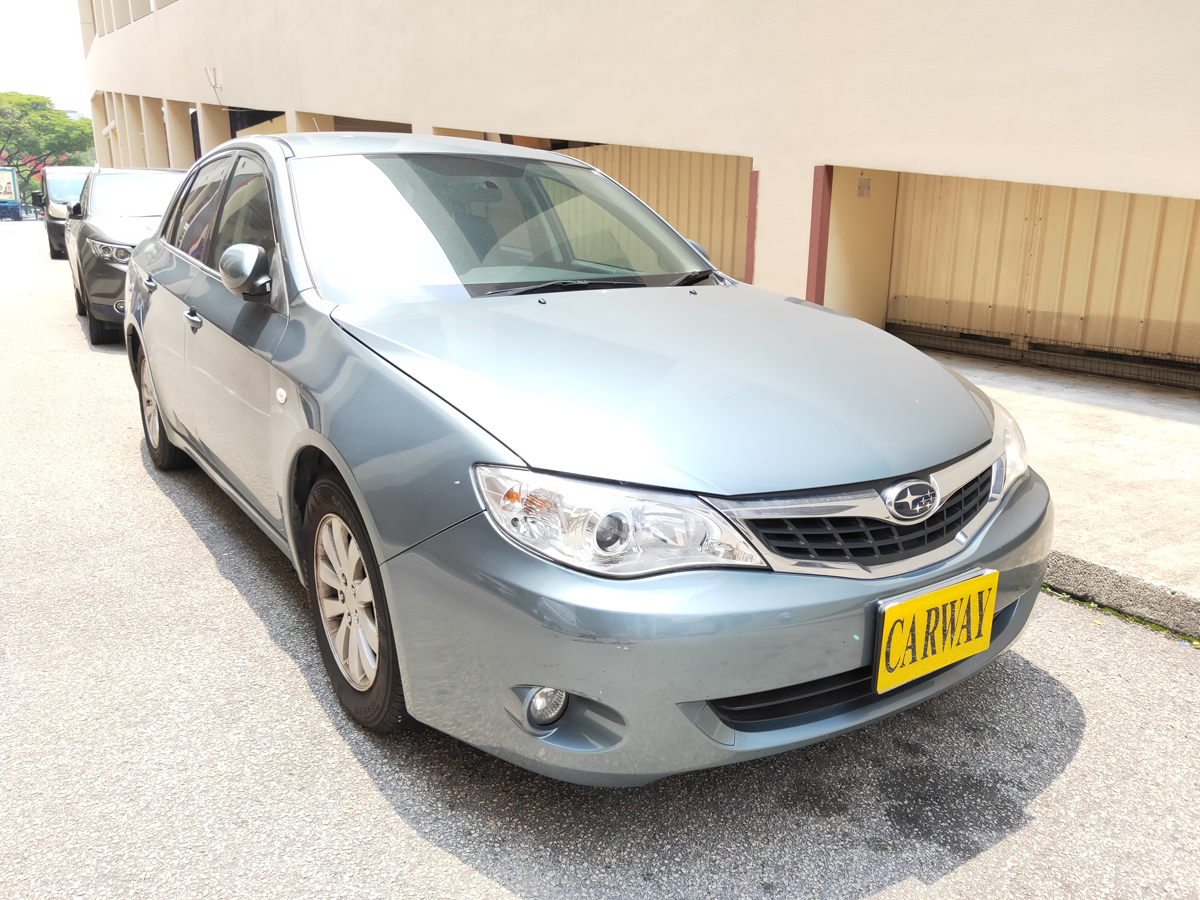 Subaru Impreza 1.5A (For Rent)