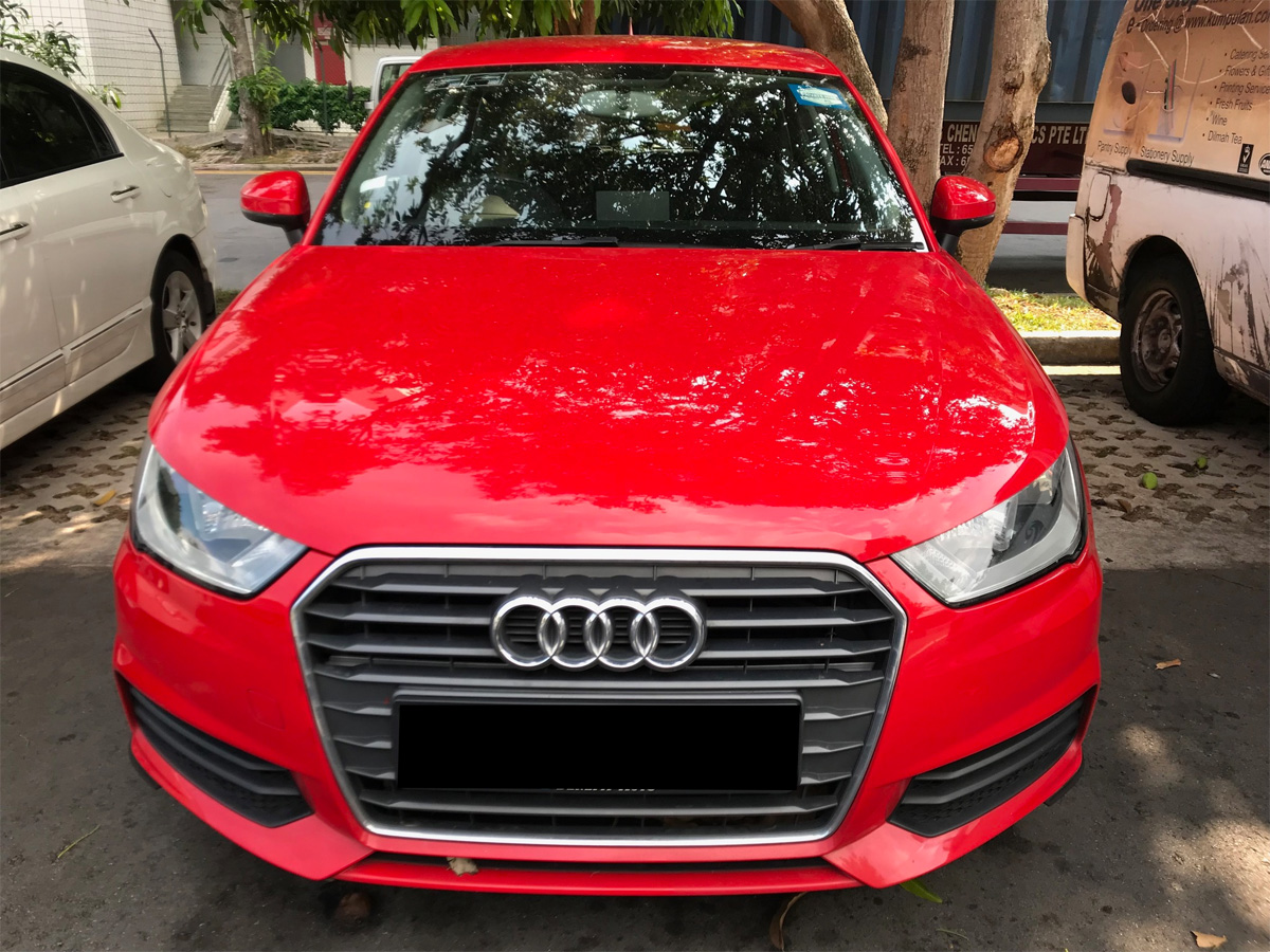Audi A1 (For Rent)