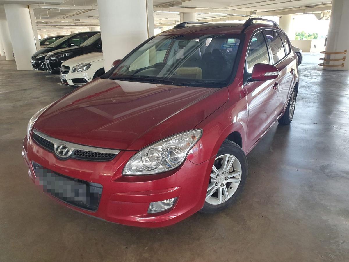 Hyundai i30 1.6A (PHV Private Hire Rental)