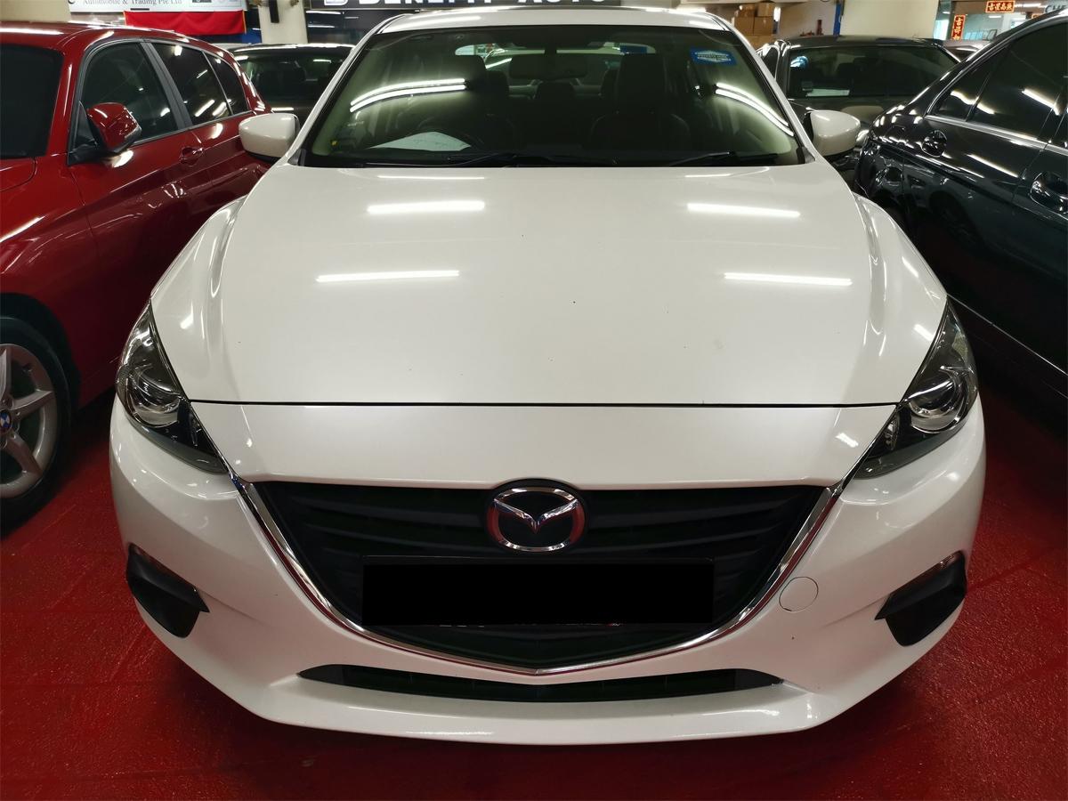 Mazda 3 1.5A (PHV Private Hire Rental)