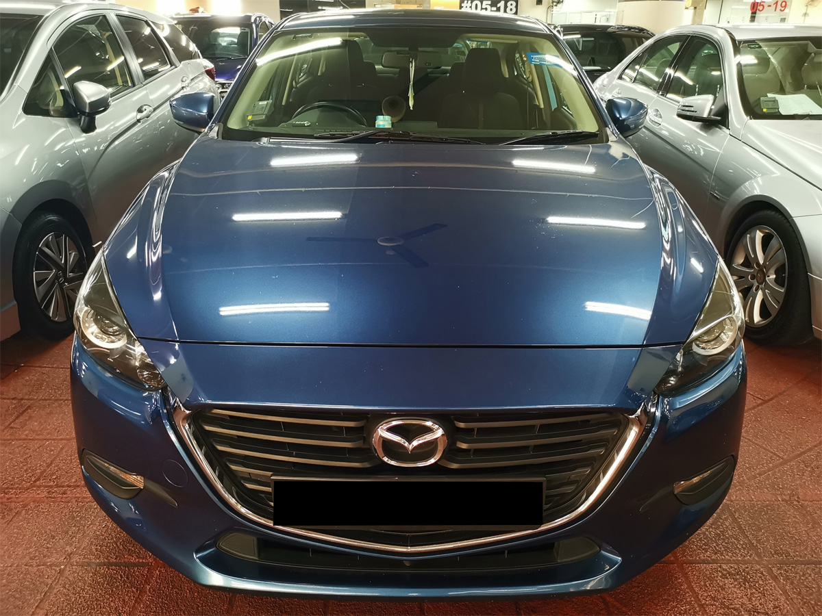 Mazda 3 (For Rent)