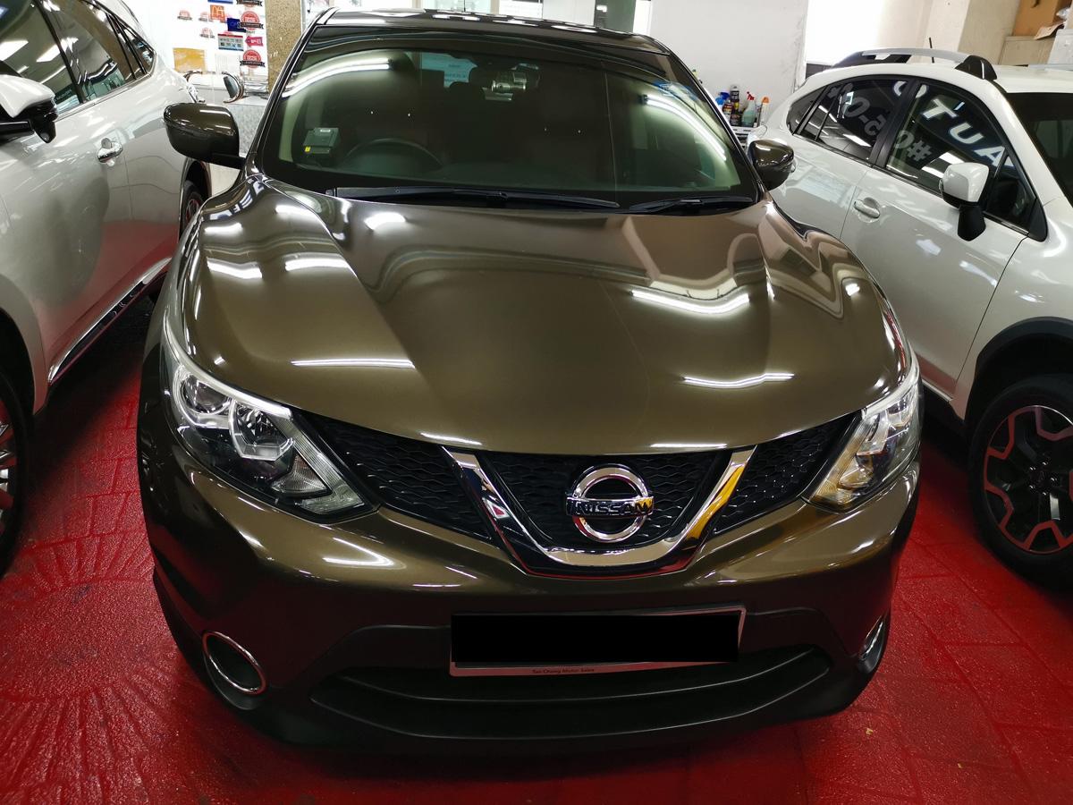 Nissan Qashqai (For Rent)
