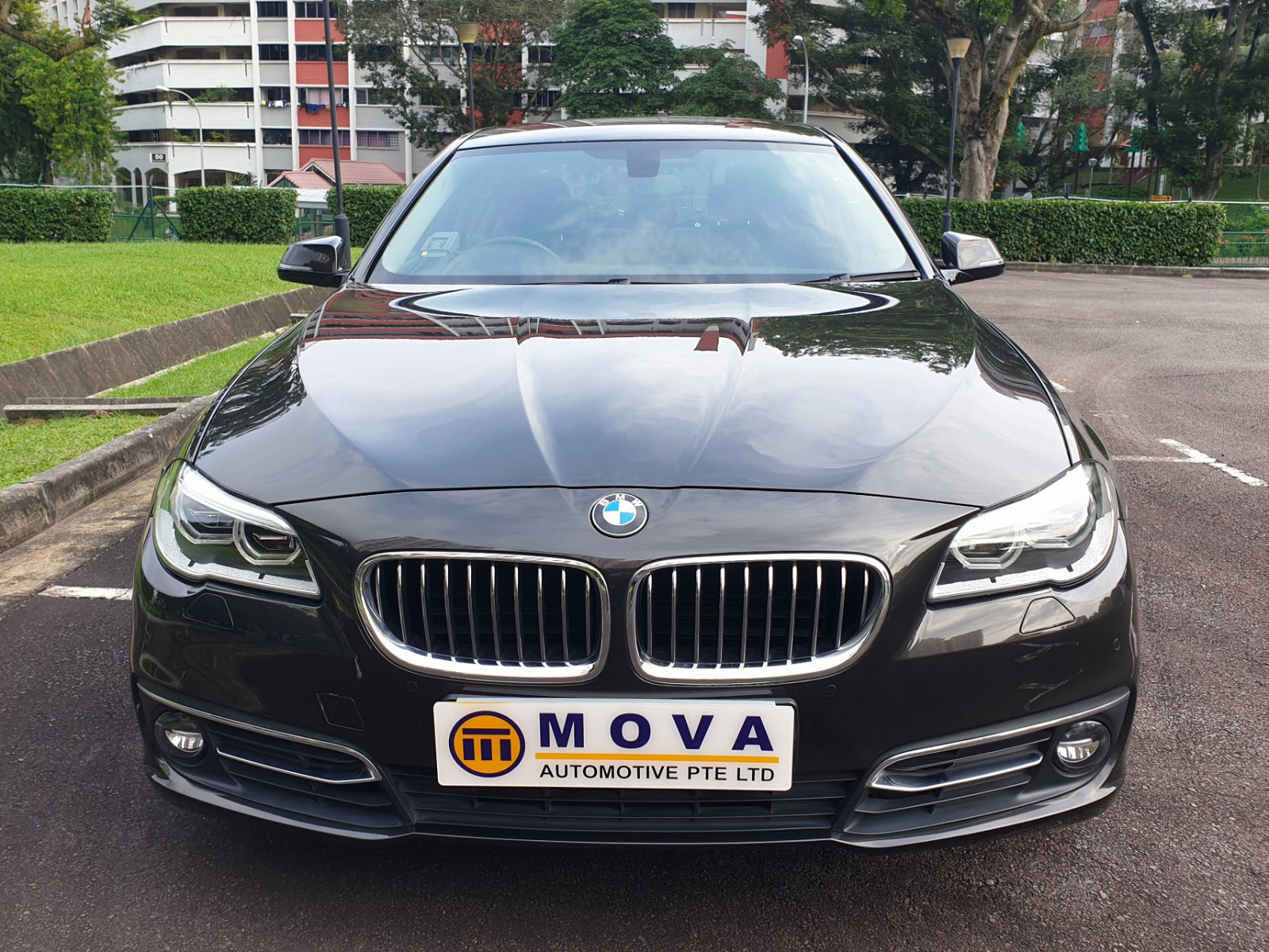 BMW 5 Series 520i (For Lease)