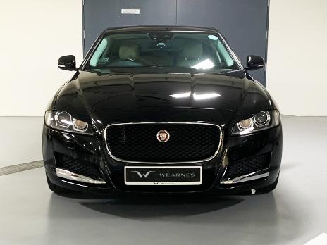 Jaguar XF (For Rent)